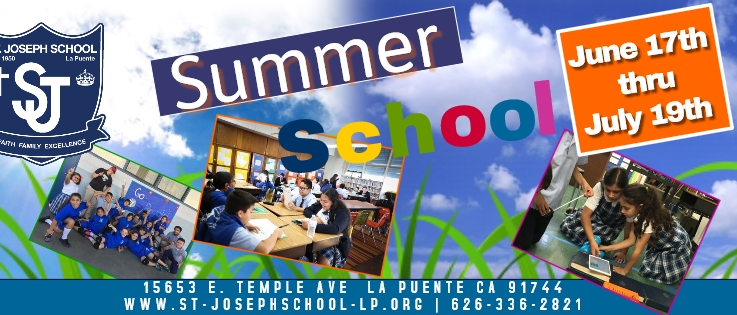 St. Joseph Summer School