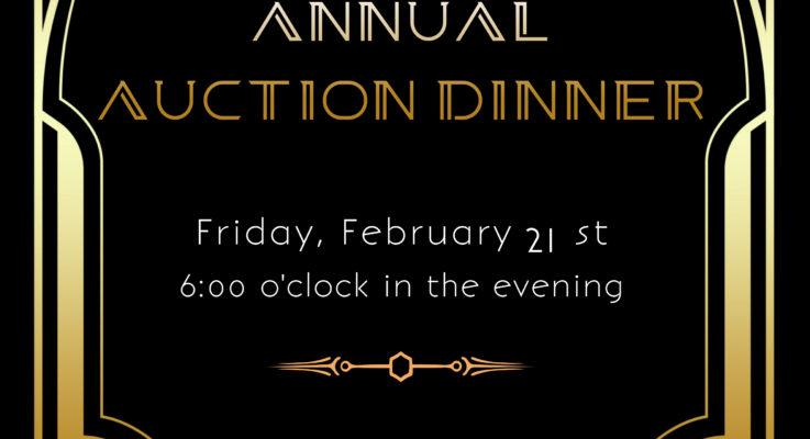Annual Dinner Auction